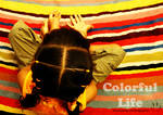 Colorful Life by 5roof-pinky