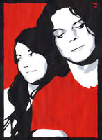 the White Stripes by stompe