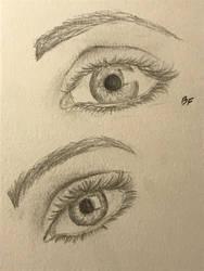 Eye see you! by SpiritWolf3639