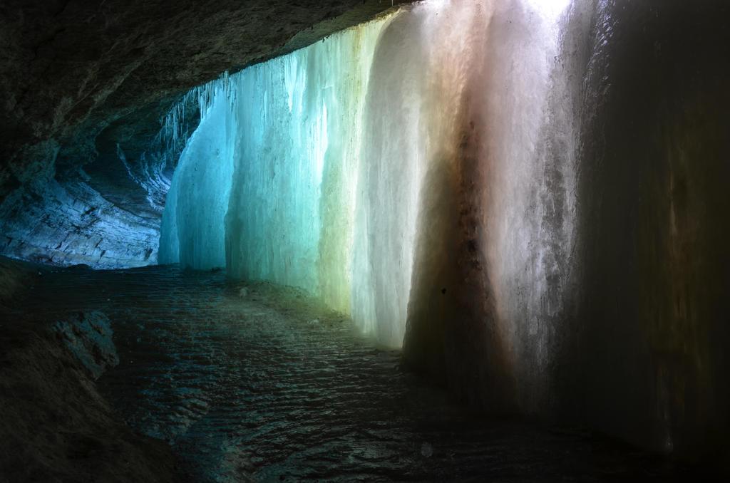 Ice Rainbow by Dreyco