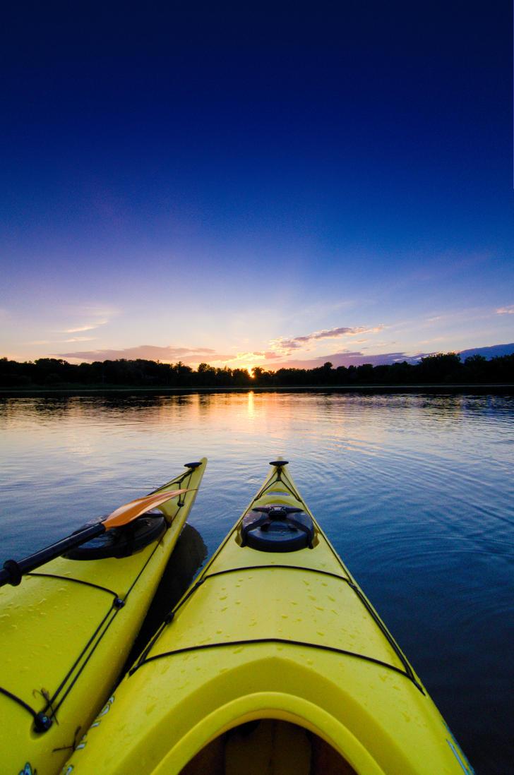 Kayak by Dreyco