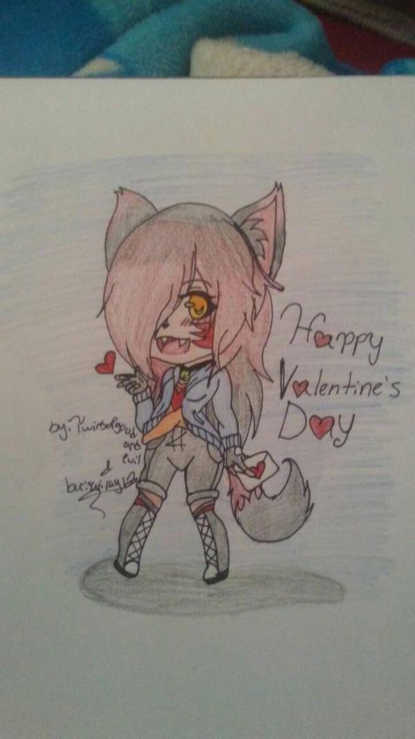 Happy Valentine's day guys