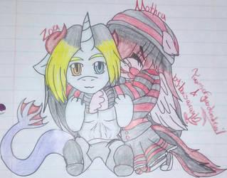 Hugs For Zoa by borisairay12