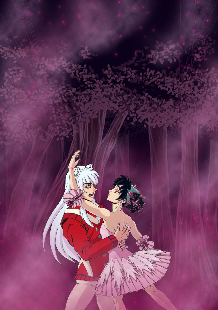 Inuyasha's Ballet Horror by roryalice