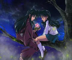 Inuyasha : New Moon by roryalice