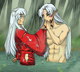 Inuyasha: Youkai Customs by roryalice