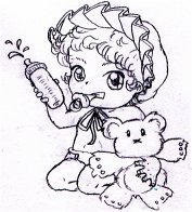 Baby Lestat by roryalice
