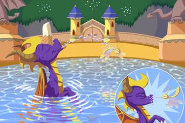 Spyro's Vacation