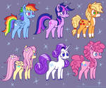 MLP Redesign
