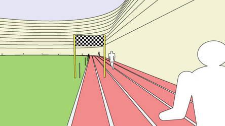 Conrun Virtual Gym - Stadium by lovelyHanibal