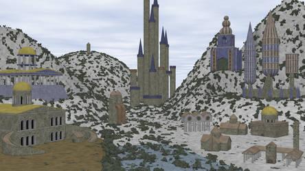 Tower Hmm3 by lovelyHanibal