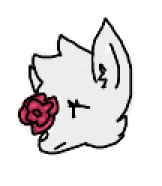 Just a bad fursona doodle made in one minute by SparkyGirlBr