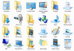 Icons in Windows 7 Build 7048