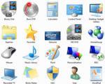 Windows 7 RTM Icons Pack