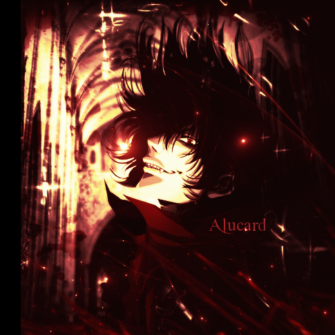 Alucard Signature by lasan15