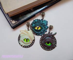 Dragon eye Watcher cameos
