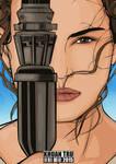 Daisy Ridley 1 by KHUANTRU
