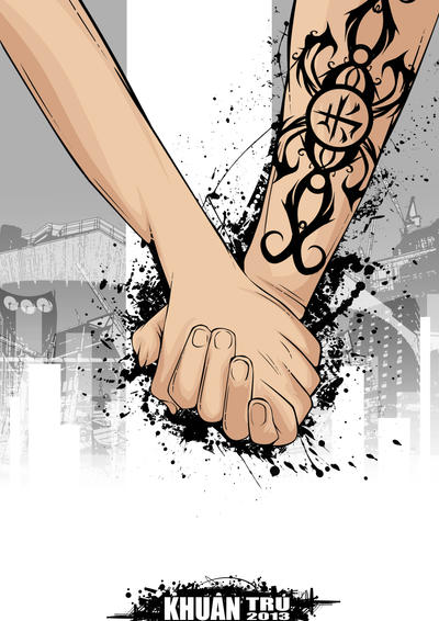 take my hand and follow me updated 2013 by KHUANTRU