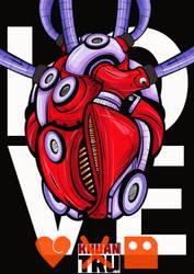 LOVE by KHUANTRU