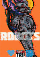 ROBOTS by KHUANTRU