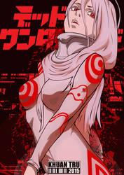 shiro DEad Man WonderLAND 1 by KHUANTRU