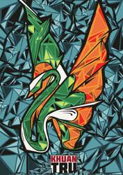 Ugly Swan by KHUANTRU