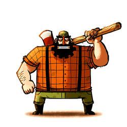 Lumberjack by madPXL