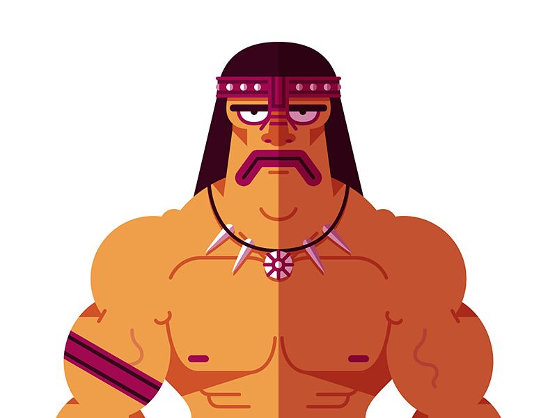 madPXL Conan by madPXL