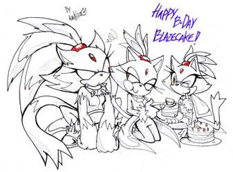 Gift for BlazeCake by Auroblaze