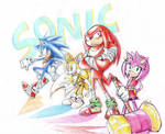 SONIC BOOM (finished)