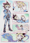 YGO!Season0 Ghosts and friends