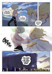 Promare:Draft Finale page 5