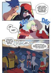 Promare:Draft Finale page 9