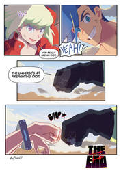 Promare:Draft Finale page 10