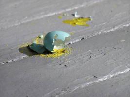 Broken Egg II by pisthelimit