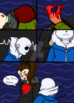 UT- New Friends? Page 21