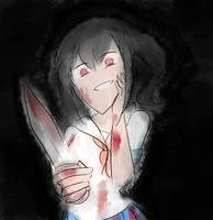 Yandere Chan by Petrotasia