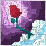 dA Rose