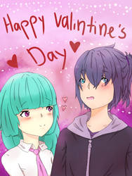 [HaruAcademy] Valentine Project collab by Petrotasia