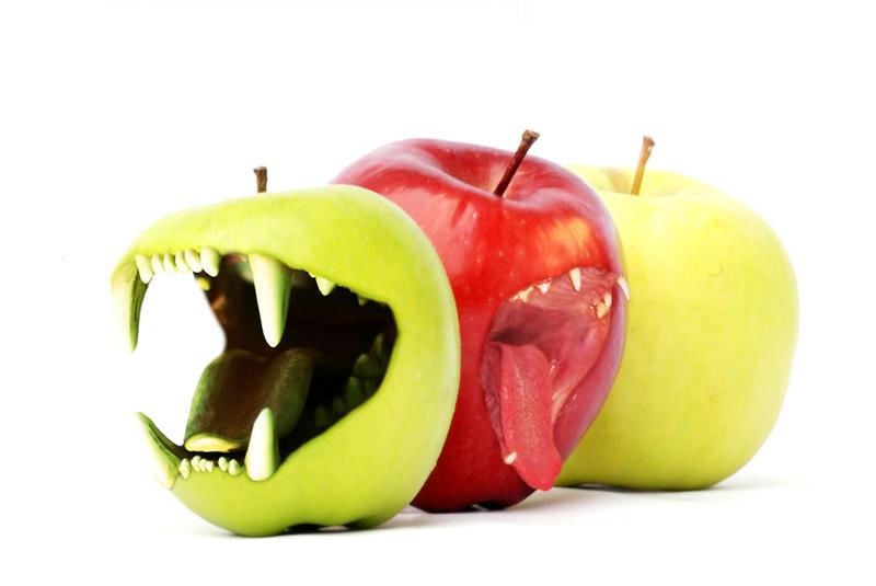 5 fruits et legumes par jour by trolet on deviantart - Fruits et legumes aout ...