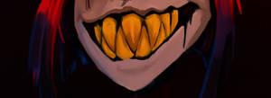 Alastor's smile