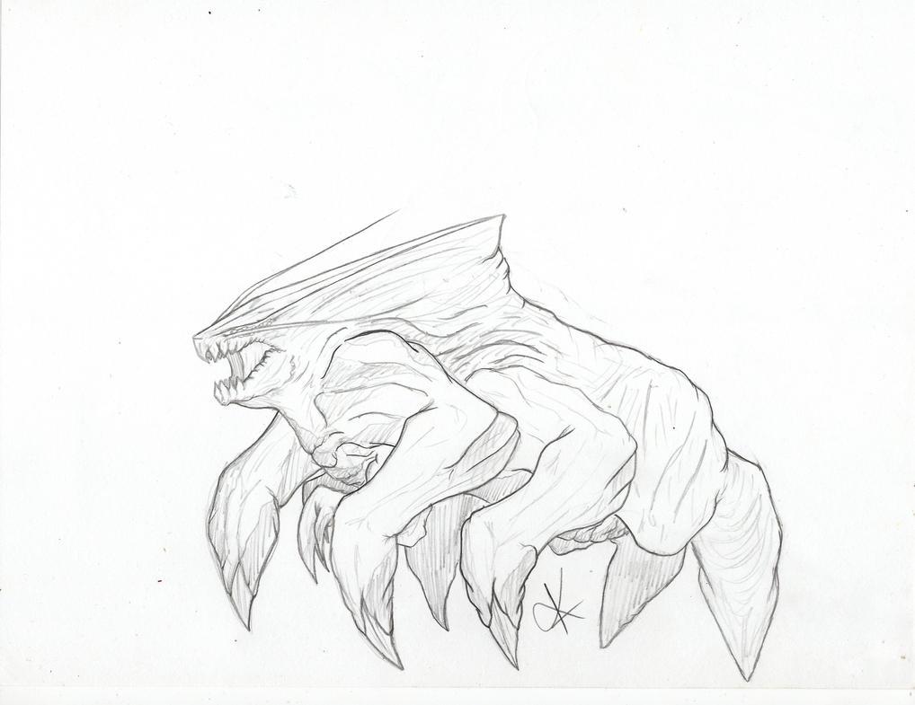 Godzilla 2016 or 2017?!?(Rhino muto) by kamakoa09 on ...