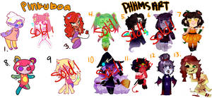 Halloween adopts audition(points and paypal!SB-$5)