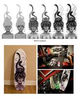 Oakley Skateboard Challenge by CleverBlue