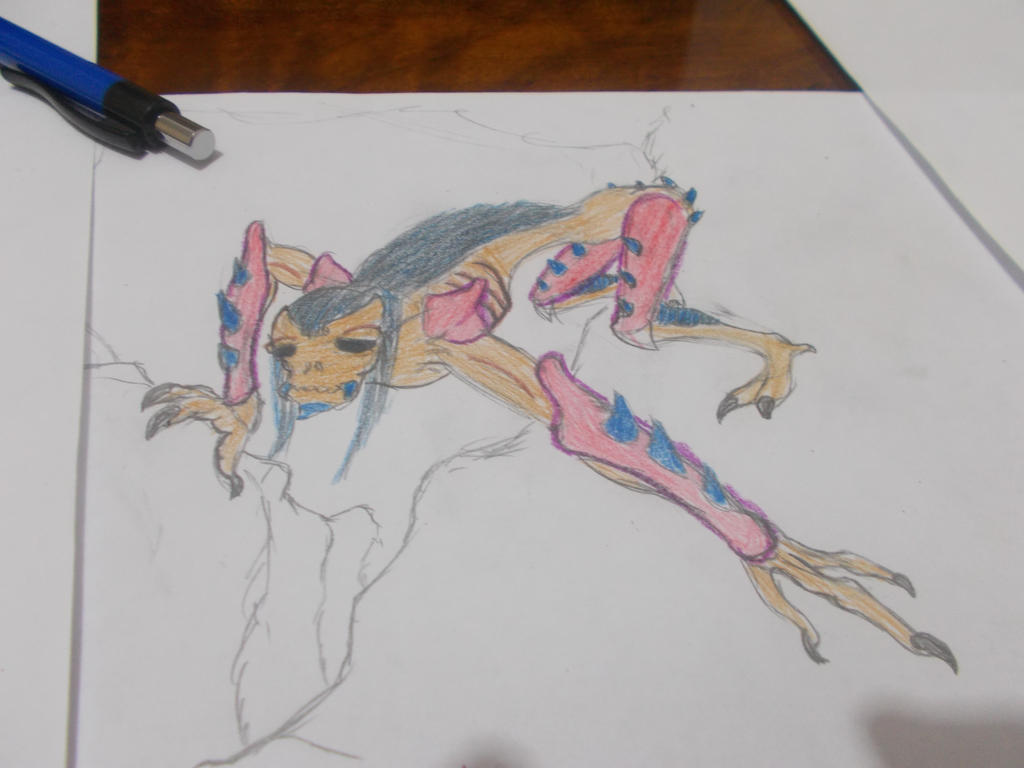 Coloring might not be for me by LeodroS