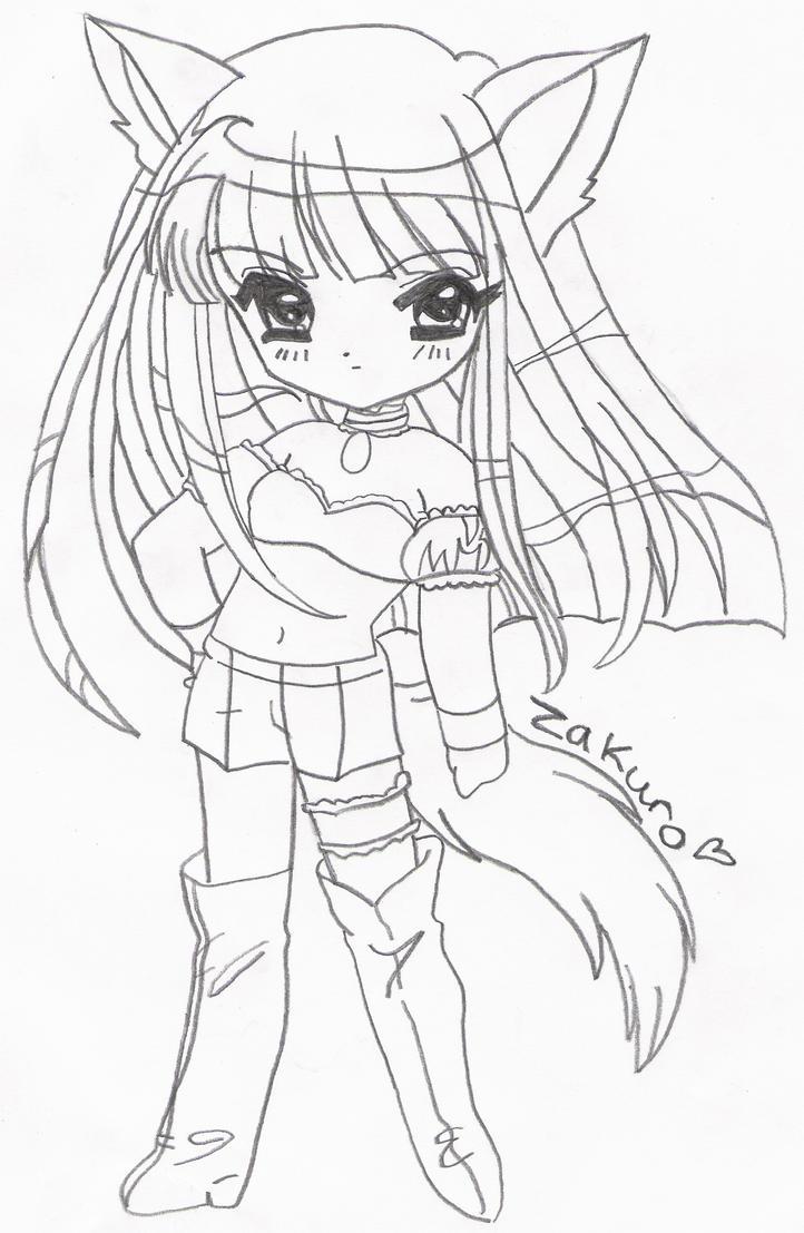 tokyo mew ichigo coloring pages - photo#24