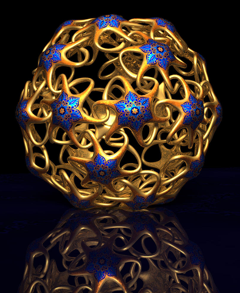 TopMod Star Ball II by parrotdolphin