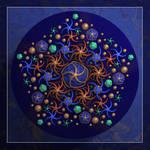 Starfish Mandala
