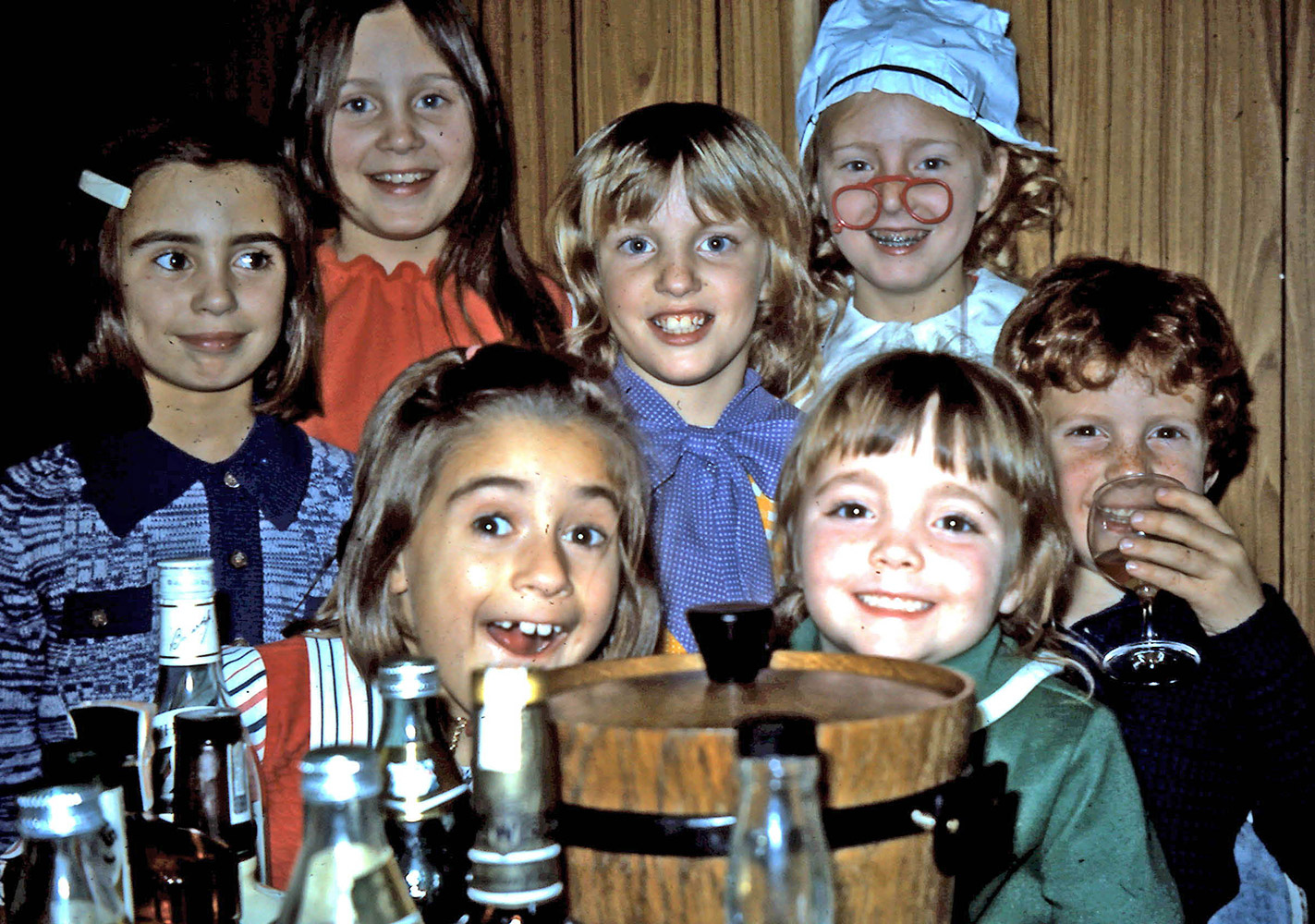 Children With Booze
