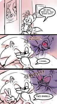 Save Sonic Off Panel